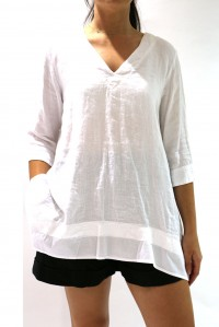 Shirt Lika White