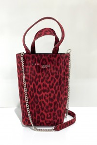 Broomem Bag Printed Red