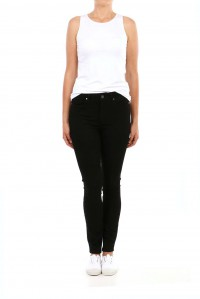 Hoxton Skinny Jean Black Shadow