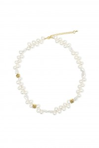 Ibiza Pearl Necklace