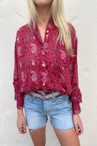 Mexika Shirt Red