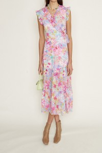 Minnie Dress Spring Meadow