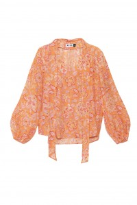 Moss Top Disco Paisley Pink