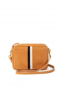 Midi Sac Rustic Nappa Stripe Inlay