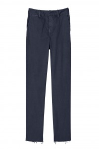 Montauk Pant Washed Navy