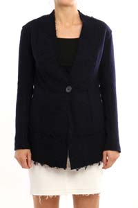 Pure Wool Crop Jacket