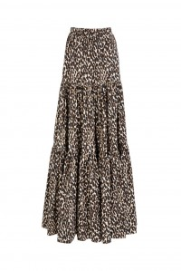 Big Skirt Leopard