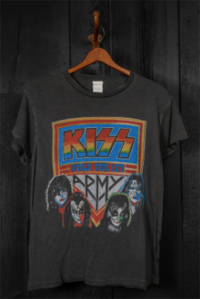 KISS Tee Multicolour