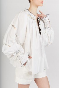 Vladia Embroidered Blouse