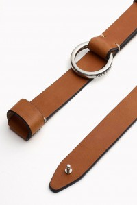 Arc Circle Belt Tan