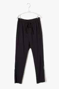 Draper Cotton Pant Black