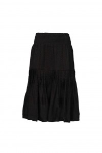 Aftergold Skirt All Black