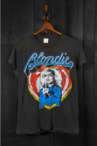 Blondie Heart Glitter Tee