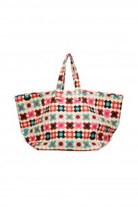 Reversible Tote Bag Groovy Dot