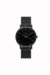 Mercer Watch Black