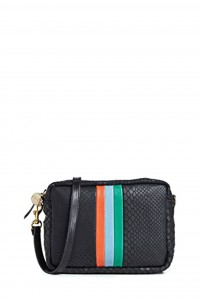 Midi Sac Luxe Snake with Multi Stripe
