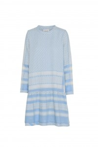 Dress 2 O Long Sleeve Sky