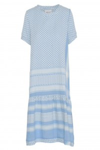 Dress 2 O Short Sleeve Sky