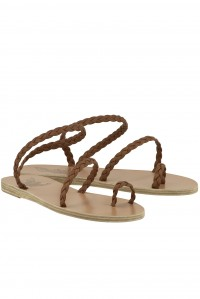 Eleftheria Sandal Chocolate