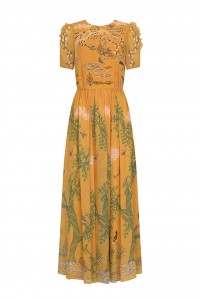 Eliza Dress Mango Tree