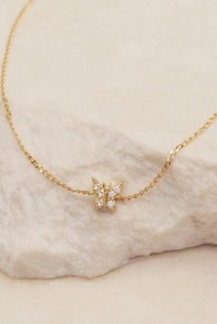 14k Gold Fly With Me Bracelet