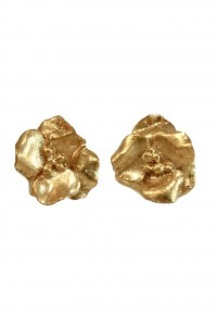Mini Bloom Studs Gold