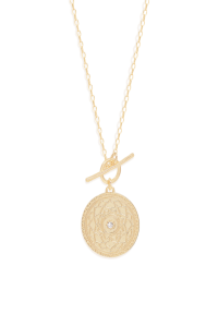 A Thousand Petals Fob Necklace