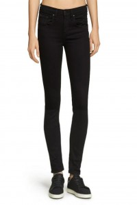 HIGH RISE SKINNY COAL