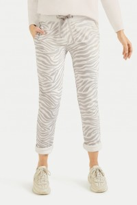 Light Zebra Sweat Pant