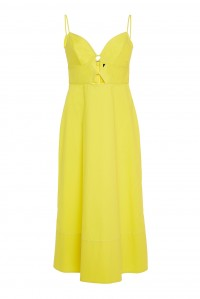 Jana Dress Lemon