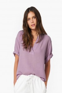 Avery Top Light Lilac