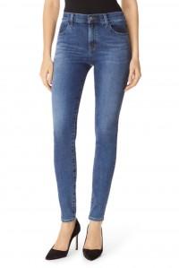 Maria High Rise Skinny Jean Polaris
