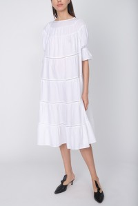 Paradis Cotton Dress