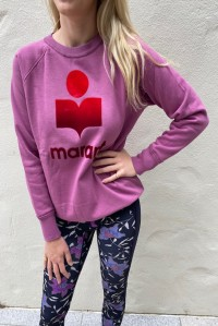 Milly Sweat Shirt Pink