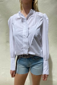 Orlana Blouse White