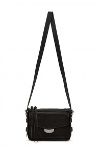 Small Field Messenger Black