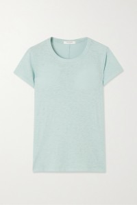 The Tee Pale Blue