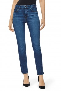 Ruby High Rise Cigarette Leg Jean
