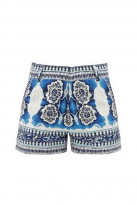 Shorts Positano Blue