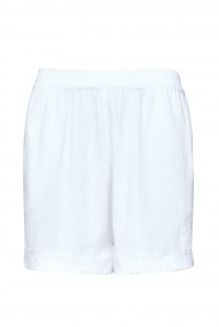 Cecilie Shorts White
