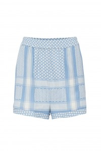 Cecilie Shorts Sky
