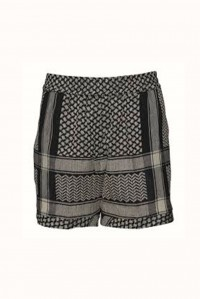 Cecilie Shorts Stone