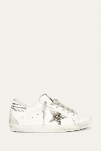 Superstar White Animalier Star