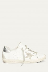 Superstar Sneaker White and Grey