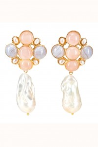 Margot Earrings Pink